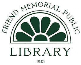 Friend Memorial Public Library logo