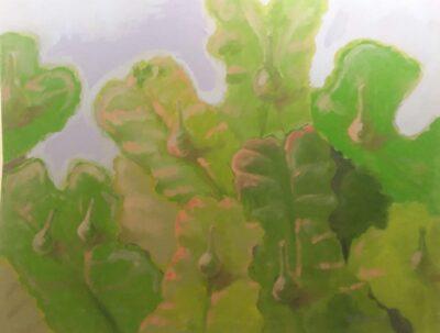 Microscape I by Alison C. Dibble
