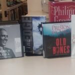 New audio books and books at Friend Library