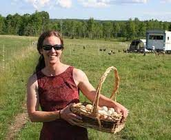 Heather Retberg from Quill's End Farm